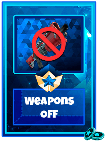Weapon off card
