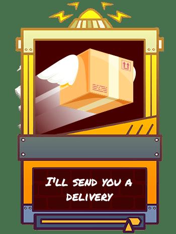 I'll send you a gift card